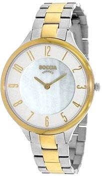 Наручные женские часы Boccia 3240-05 (Коллекция Boccia Superslim)