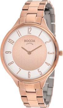 Наручные женские часы Boccia 3240-06 (Коллекция Boccia Superslim)