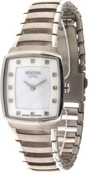 Наручные женские часы Boccia 3241-01 (Коллекция Boccia Titanium)
