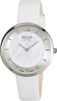 Наручные женские часы Boccia 3244-01 (Коллекция Boccia Titanium)