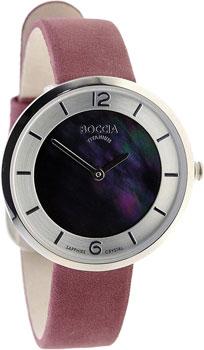Наручные женские часы Boccia 3244-02 (Коллекция Boccia Titanium)
