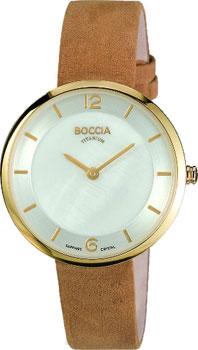 Наручные женские часы Boccia 3244-03 (Коллекция Boccia Titanium)