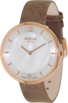 Наручные женские часы Boccia 3244-04 (Коллекция Boccia Titanium)