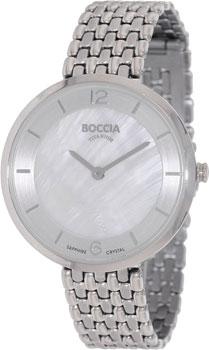 Наручные женские часы Boccia 3244-05 (Коллекция Boccia Titanium)
