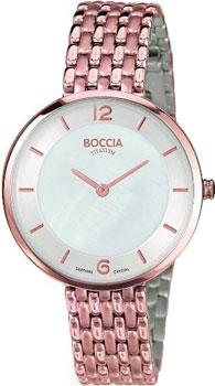 Наручные женские часы Boccia 3244-06 (Коллекция Boccia Titanium)