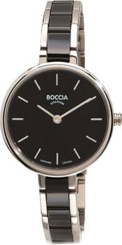 Наручные женские часы Boccia 3245-02 (Коллекция Boccia Ceramic)