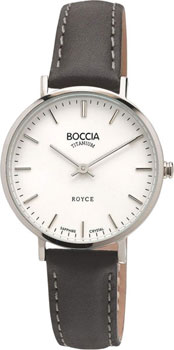 Наручные женские часы Boccia 3246-01 (Коллекция Boccia Royce)