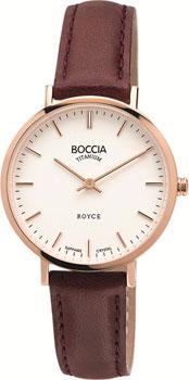 Наручные женские часы Boccia 3246-02 (Коллекция Boccia Royce)