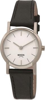 Наручные женские часы Boccia 3247-01 (Коллекция Boccia Titanium)