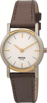 Наручные женские часы Boccia 3247-02 (Коллекция Boccia Titanium)