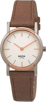 Наручные женские часы Boccia 3247-03 (Коллекция Boccia Titanium)