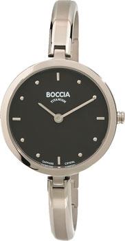 Наручные женские часы Boccia 3248-01 (Коллекция Boccia Titanium)