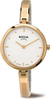 Наручные женские часы Boccia 3248-02 (Коллекция Boccia Titanium)