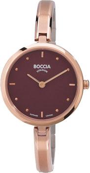 Наручные женские часы Boccia 3248-03 (Коллекция Boccia Titanium)