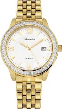 Наручные женские часы Adriatica 3405.1163qz (Коллекция Adriatica Ladies)