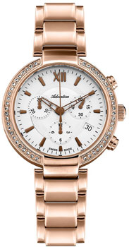 Наручные женские часы Adriatica 3811.9163ch (Коллекция Adriatica Chronograph)