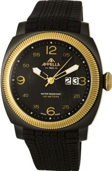 Наручные мужские часы Appella 4193-9014