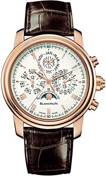 Наручные мужские часы Blancpain 4286p-3642a-55b