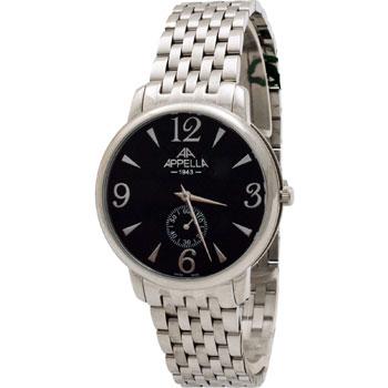 Наручные мужские часы Appella 4307-3004