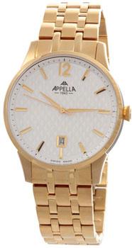 Наручные мужские часы Appella 4363-1001