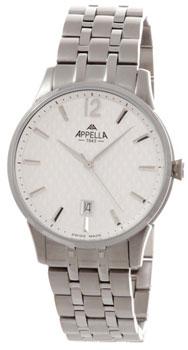 Наручные мужские часы Appella 4363-3001