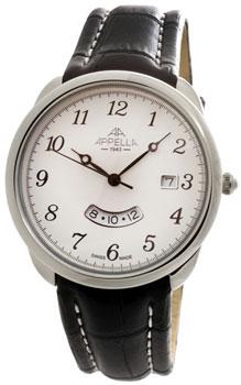 Наручные мужские часы Appella 4365-3011