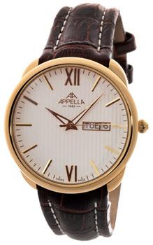 Наручные мужские часы Appella 4367-1011