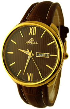 Наручные мужские часы Appella 4367-10115