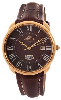 Наручные мужские часы Appella 4369-10115