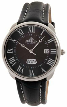 Наручные мужские часы Appella 4369-3014
