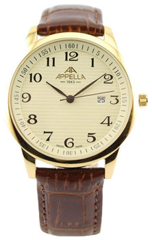 Наручные мужские часы Appella 4371-1012