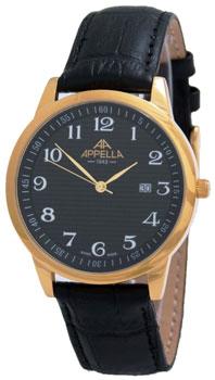 Наручные мужские часы Appella 4371-1014