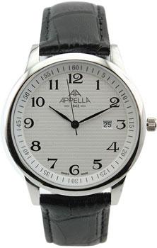 Наручные мужские часы Appella 4371-3011