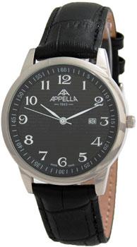 Наручные мужские часы Appella 4371-3014