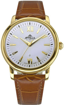 Наручные мужские часы Appella 4375-1011