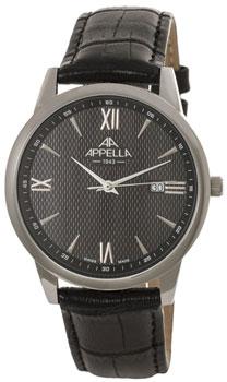 Наручные мужские часы Appella 4375-3014