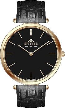 Наручные мужские часы Appella 4397.01.0.1.04
