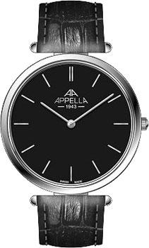 Наручные мужские часы Appella 4397.03.0.1.04