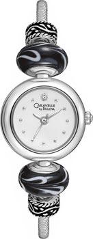 Наручные женские часы Bulova 43l141 (Коллекция Bulova Charm)