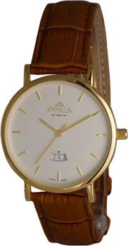 Наручные мужские часы Appella 4403.01.0.1.01