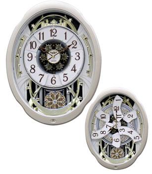 Часы Rhythm 4mh842wd18