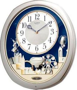 Часы Rhythm 4mh854wd18