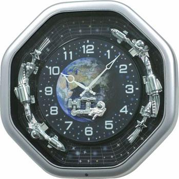 Часы Rhythm 4mh891wd19