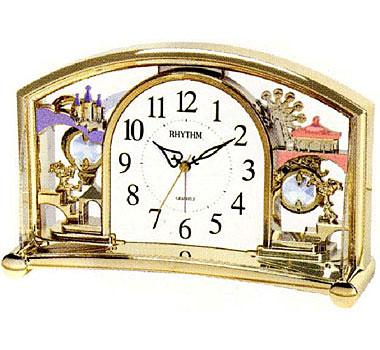 Часы Rhythm 4se535wt18