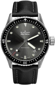 Наручные мужские часы Blancpain 5000-1110-B52a