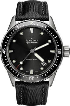 Наручные мужские часы Blancpain 5000-1230-B52a