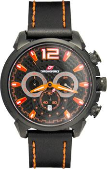 Наручные мужские часы Chronoforce 5178-G (Коллекция Chronoforce Chronograph)