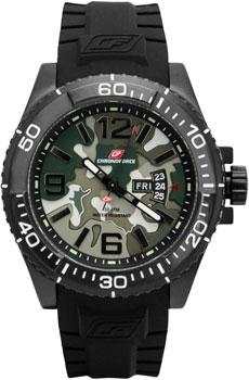 Наручные мужские часы Chronoforce 5180-3-A (Коллекция Chronoforce Analog)