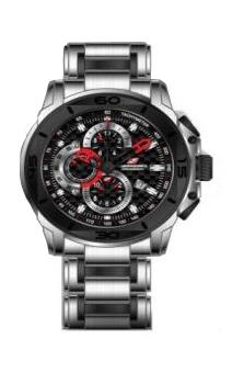 Наручные мужские часы Chronoforce 5185-A (Коллекция Chronoforce Chronograph)