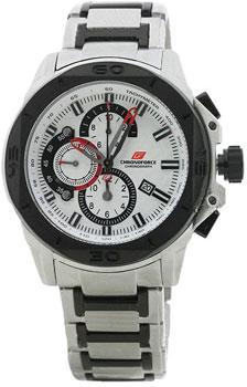 Наручные мужские часы Chronoforce 5185-B (Коллекция Chronoforce Chronograph)